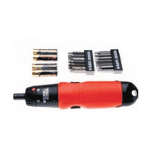 Black & Decker Alkaline Battery Powered Screwdriver A7073
