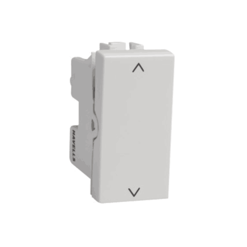 Havells Modular Coral 16Ax 2 Way Switch AHCSXXW162