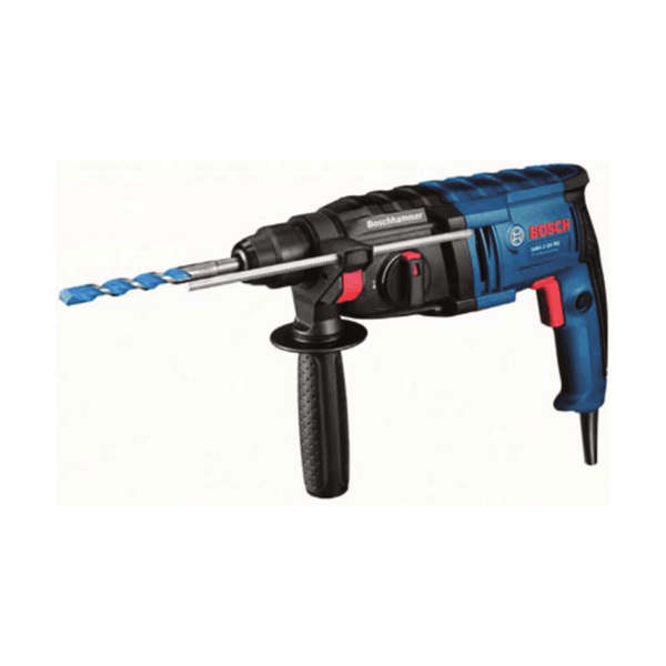 Bosch Rotary Hammer with SDS-plus GBH 2-20 RE (600 W, 2.3 Kg, 0 – 1400 rpm)