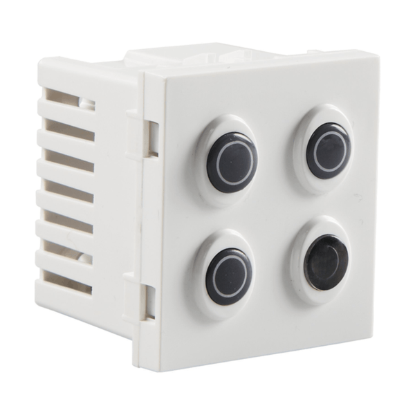 Havells Crabtree I.R Switch (3 Channel) ACASEIW063