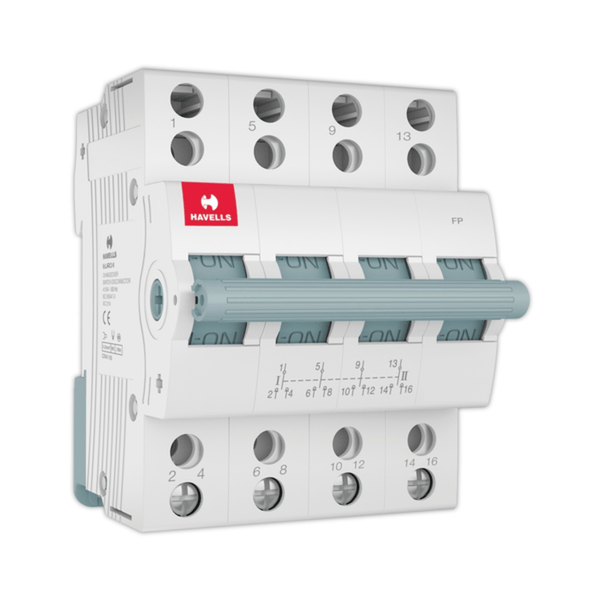 Havells Two Way Centre Off Changeover Switch FP