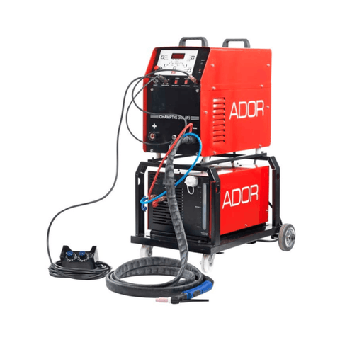 Ador Welding Machine CHAMPTIG 300P (with Water cooling unit)