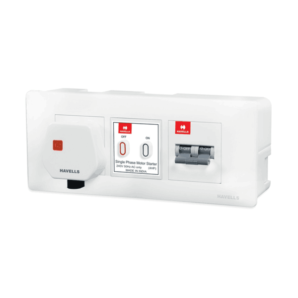 Havells DBOXx MCB Protected Power Unit 16-25A DHDUCDP0253016-25