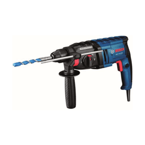 Bosch Rotary Hammer with SDS-plus GBH 2-20 DRE (600 W, 2.3 Kg, 0 – 1400 rpm)