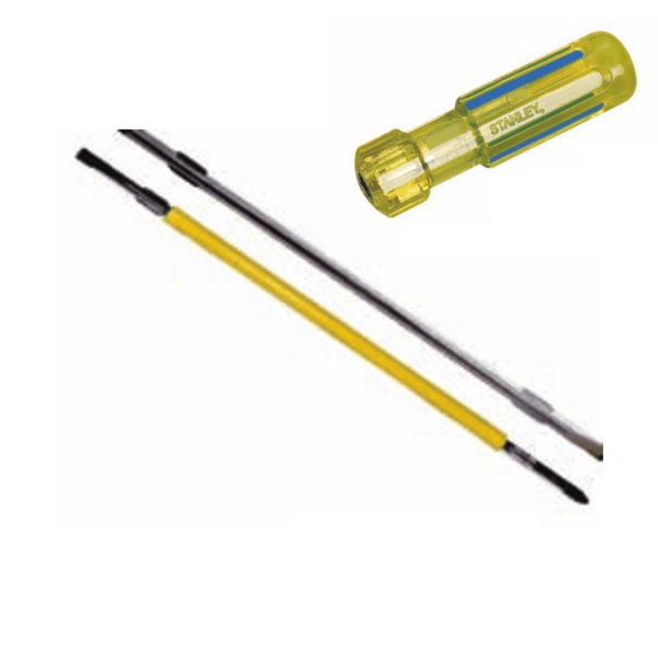 Stanley 2 in 1 Phillips Screwdrivers