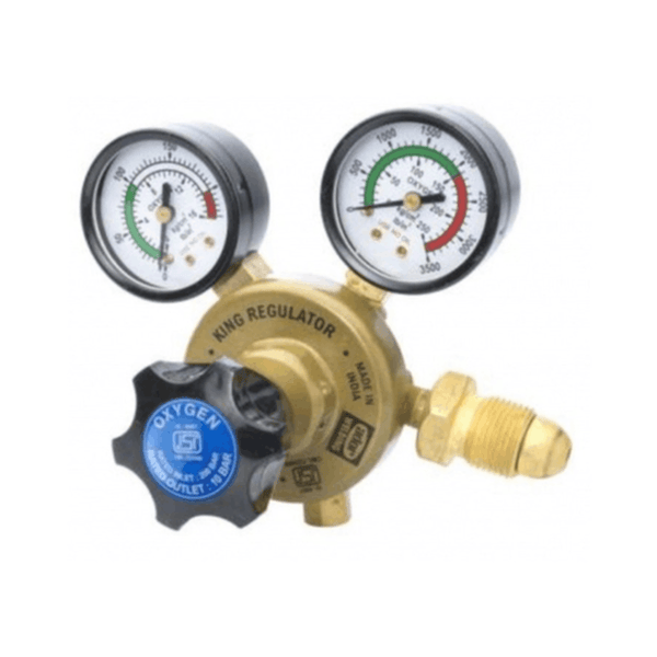 Ador King Regulator Series (Single-Stage) Gas Regulators