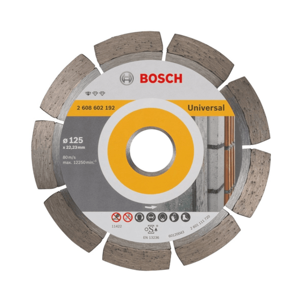Bosch Diamond Cutting Disc Professional For Universal 2608602192