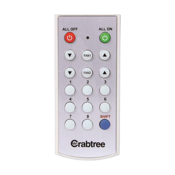 Havells Crabtree Electronic Remote ACMTCXW000