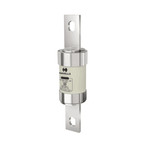 Havells Hibreak HBC Fuse Link (BOLTED Type) A-3 IS Size (A-3) Offset 36A – 63A 415V 80kA