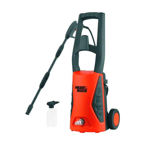 Black & Decker Pressure Washer PW1570TD (1500 W, 120 Bar)