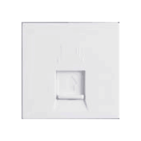 Havells Modular Coral RJ-45 Jack with Cat 6 (Krone) AHLKJWW451