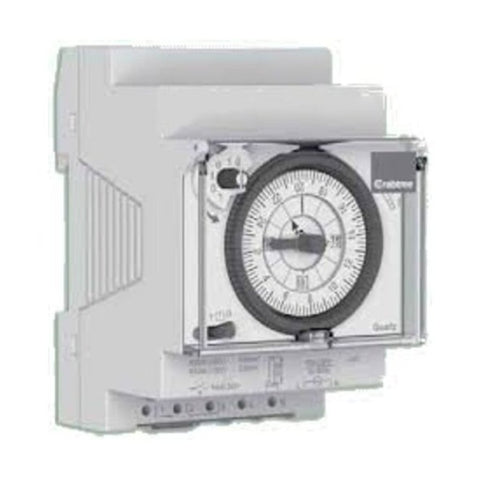 Crabtree Xpro 24 Hour Analog Time Switch DCTED15016