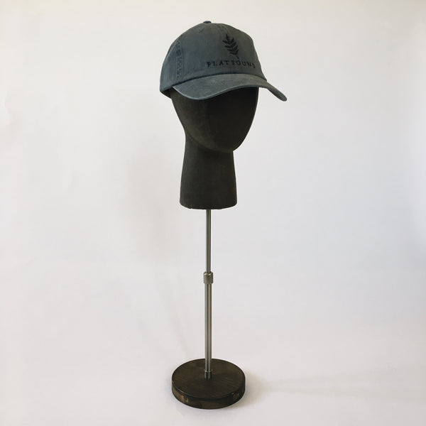 valerian - hat (charcoal)