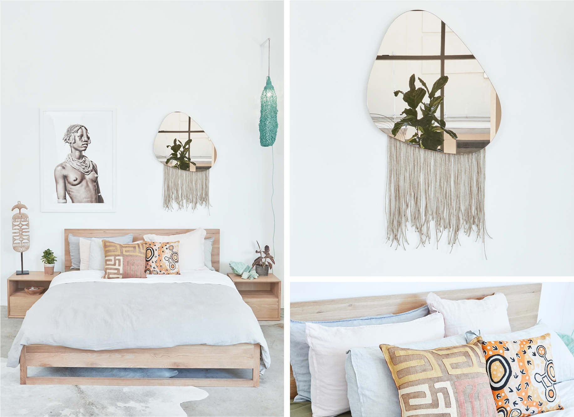 BEDROOM STYLE INSPIRATION FOR SUMMER