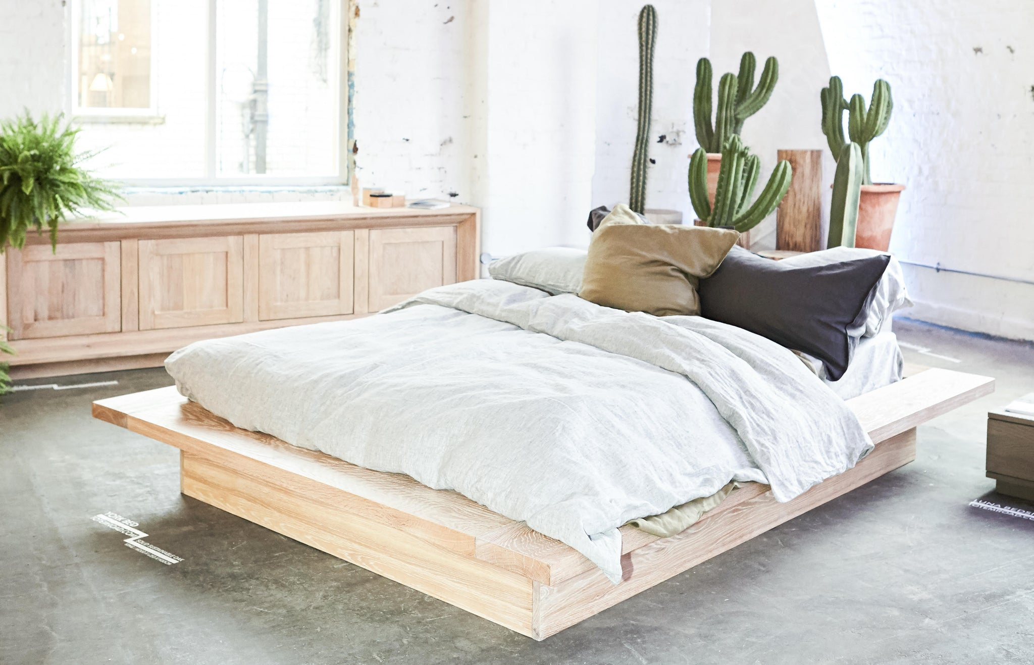 Our Sustainable Bedroom Packages Totem Road