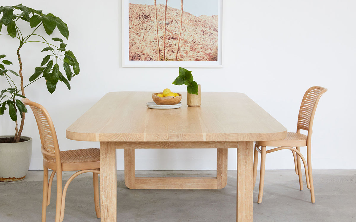 Nova Rectangle Dining Table