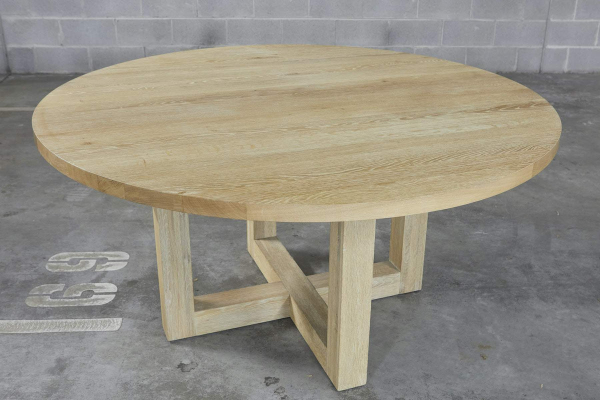 Luxa Round Dining 1500 MM Dining Table # 1