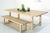 Luxa Bench 2200mm - Outlet
