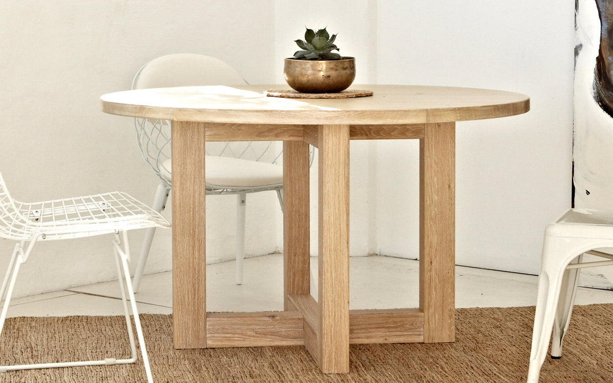 Luxa Round Dining Table 1200 MM - #1