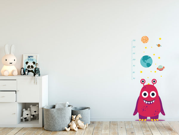 Vinilo Decorativo Alien para Pared