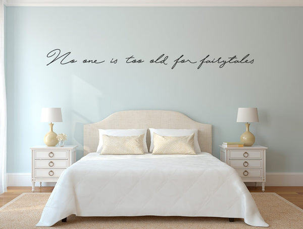 Vinilo Decorativo Fairytales para Pared