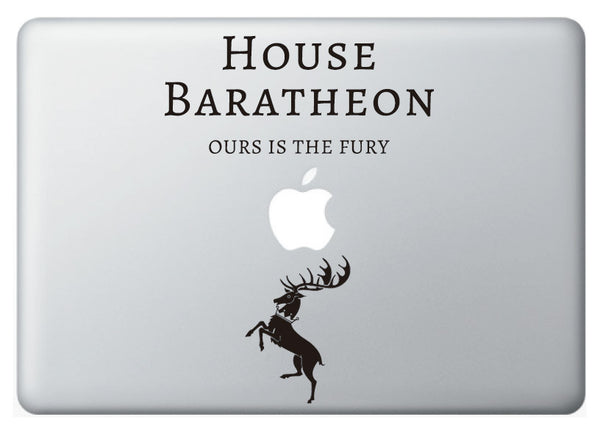 Vinilo decorativo Baratheon