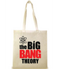 Bolsa de Tela Big Bang Theory