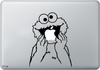Vinilo Cookie Monster para MacBook