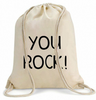 Mochila de Tela You Rock 2