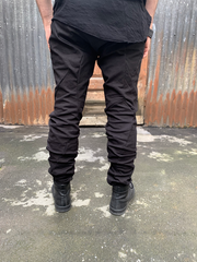 Distortion Fitted long pants