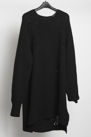 JULIUS Oversized wool sweater