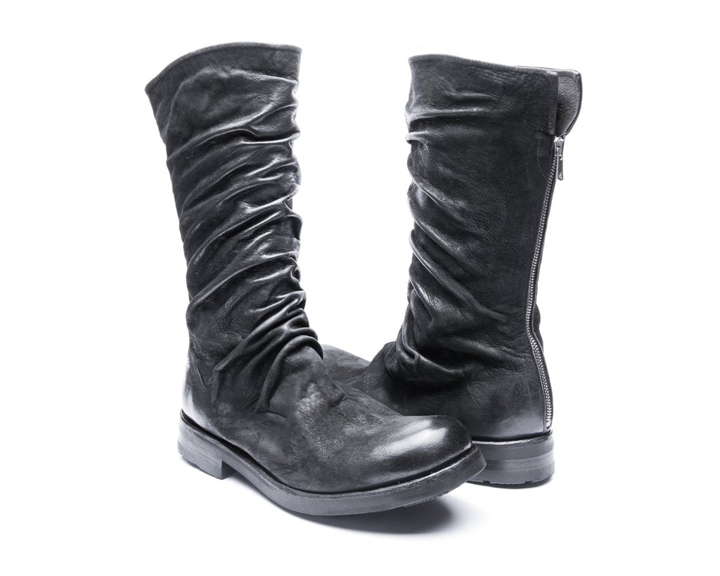 Aske leather boots