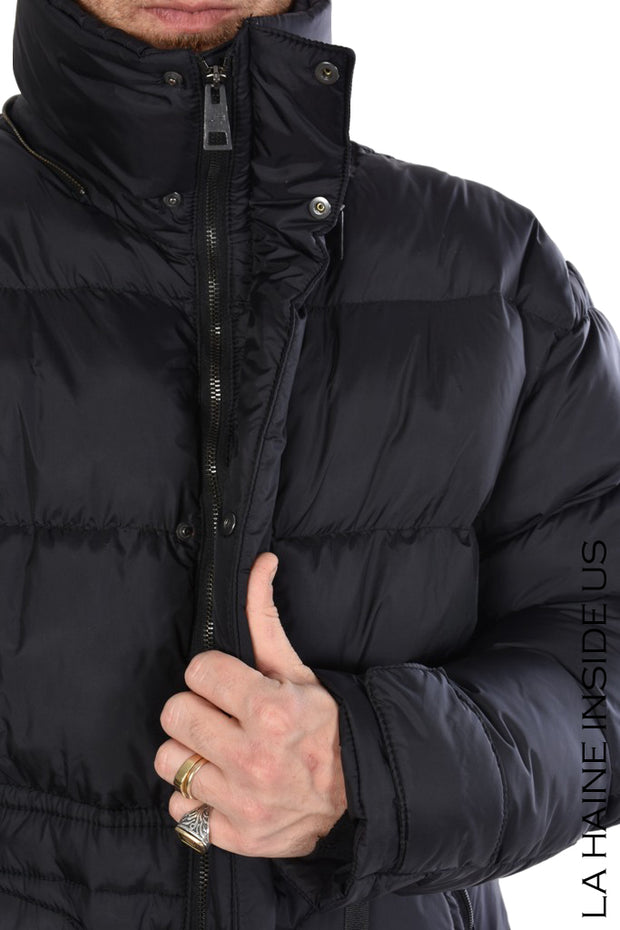 Zeta vegan down jacket