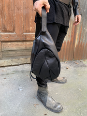 Distortion Leather Dealer bag