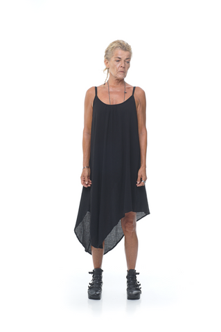 Inga asymmetric dress