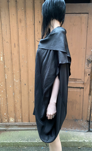 Rick Owens Cyclops draped mini dress