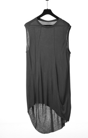 Line tencel tank top