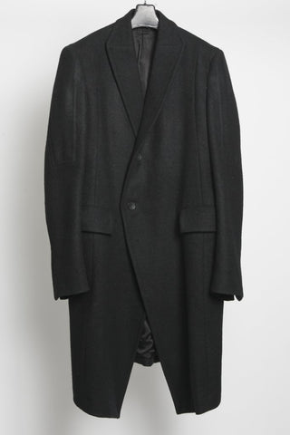 JULIUS Tailored wool coat