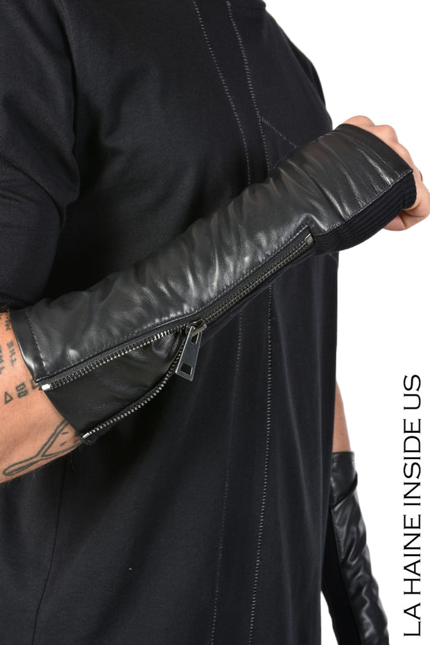 Calliope leather gloves