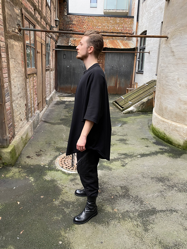 JULIUS NiLøS Draped tee