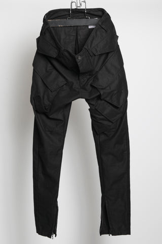 JULIUS Large pockets cargo pants