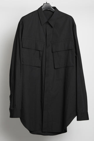 JULIUS Front pocket shirt