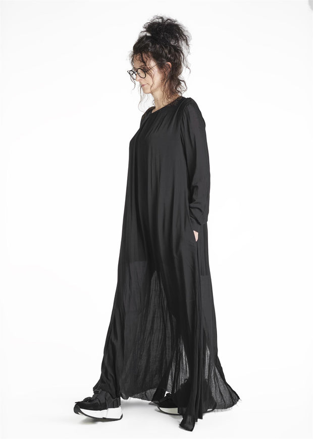 Alissa maxi oversized dress