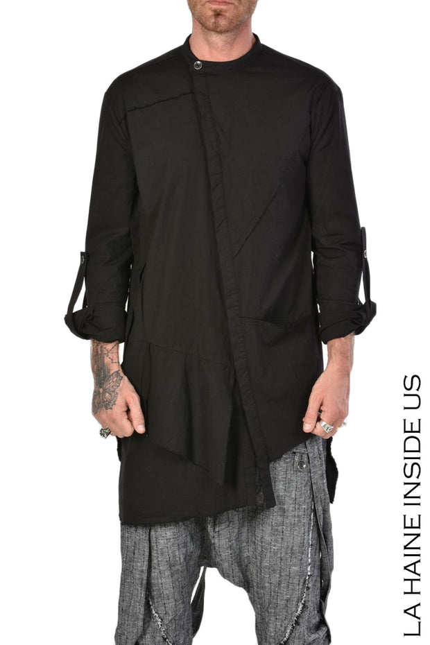 Infiammabile asymmetric shirt