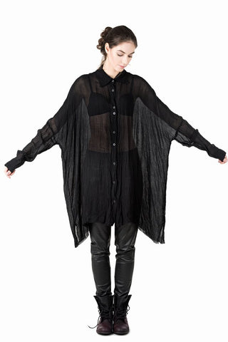 Fammosa oversized shirt