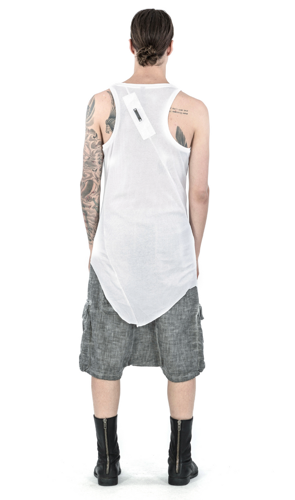 Ribbed slim - singlet