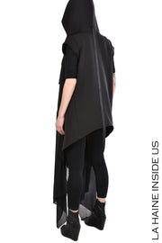 Veronique fluid cardigan
