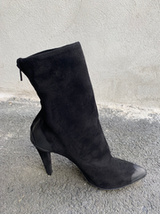Kimama suede leather boots