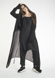 Valess long knit cardigan
