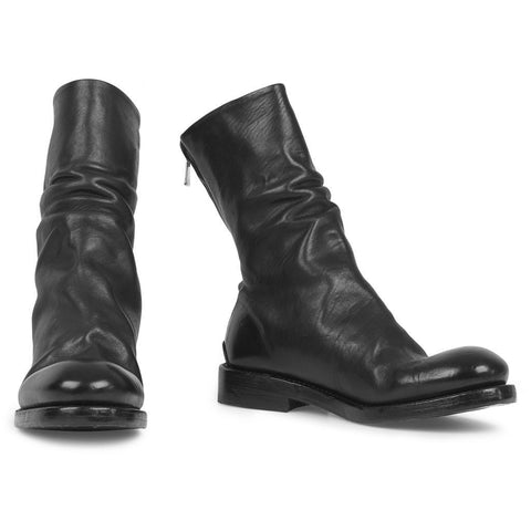 Kajsa soft leather boots